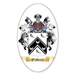 O'Merry Sticker (Oval 50 pk)