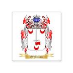 O'Mellan Square Sticker 3