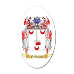 O'Mellan 35x21 Oval Wall Decal