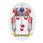 O'Mellan Oval Ornament