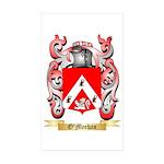 O'Meehan Sticker (Rectangle 50 pk)