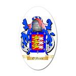O'Meara 35x21 Oval Wall Decal