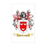 O'Mannin Sticker (Rectangle)