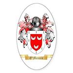 O'Mannin Sticker (Oval 10 pk)