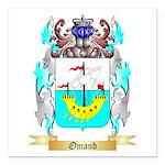 Omand Square Car Magnet 3