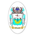 Omand Sticker (Oval 50 pk)