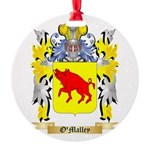 O'Malley Round Ornament