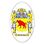 O'Malley Sticker (Oval 10 pk)