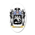 O'Madden 35x21 Oval Wall Decal