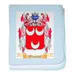 Olyphant baby blanket