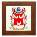 Olyphant Framed Tile