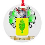 Olvera Round Ornament