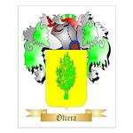 Olvera Small Poster