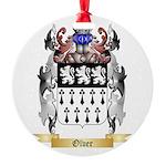 Olver Round Ornament