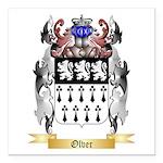 Olver Square Car Magnet 3