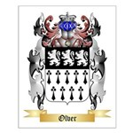 Olver Small Poster