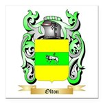 Olton Square Car Magnet 3