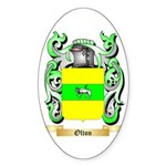 Olton Sticker (Oval 50 pk)