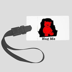 Hug Me Large Luggage Tag