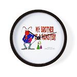Monster! (Lobster) Wall Clock