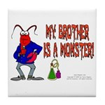 Monster! (Lobster) Tile Coaster
