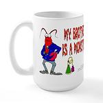 Monster! (Lobster) Large Mug