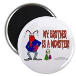 Monster! (Lobster) Magnet
