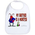 Monster! (Lobster) Bib