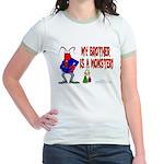 Monster! (Lobster) Jr. Ringer T-Shirt