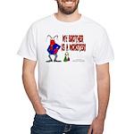Monster! (Lobster) White T-Shirt