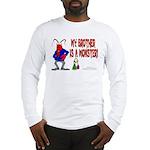 Monster! (Lobster) Long Sleeve T-Shirt