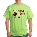 Monster! (Lobster) Green T-Shirt