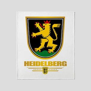 Heidelberg Throw Blanket