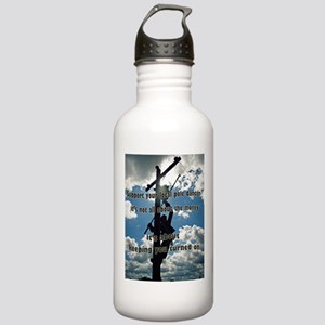 Support your Lineworker Water Bottle