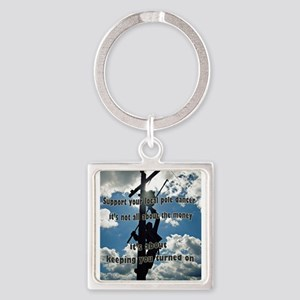 Support your Lineworker Keychains