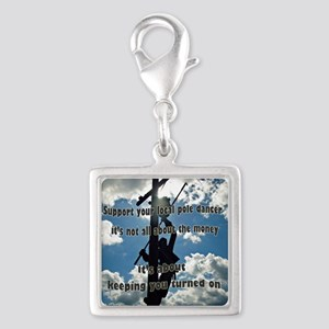 Support your Lineworker Charms