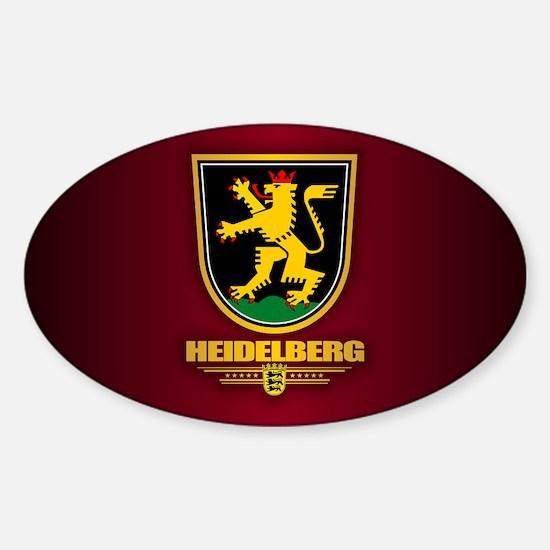 Heidelberg Decal