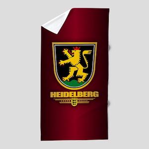 Heidelberg Beach Towel