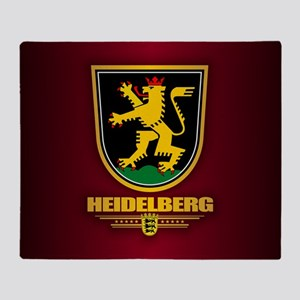 Heidelberg Throw Blanket