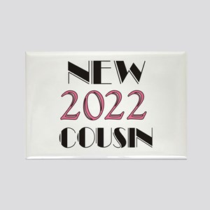New Cousin 2018 Rectangle Magnet