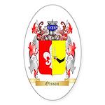 Olsson Sticker (Oval)