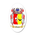 Olsson 35x21 Oval Wall Decal