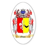 Olson Sticker (Oval 50 pk)