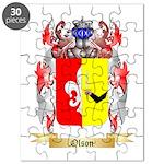 Olson Puzzle