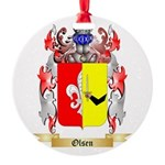 Olsen Round Ornament