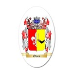 Olsen 20x12 Oval Wall Decal