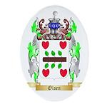 Olsen 2 Oval Ornament