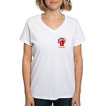 O'Loughlin Women's V-Neck T-Shirt