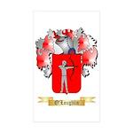 O'Loughlin Sticker (Rectangle 50 pk)