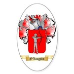 O'Loughlin Sticker (Oval 10 pk)